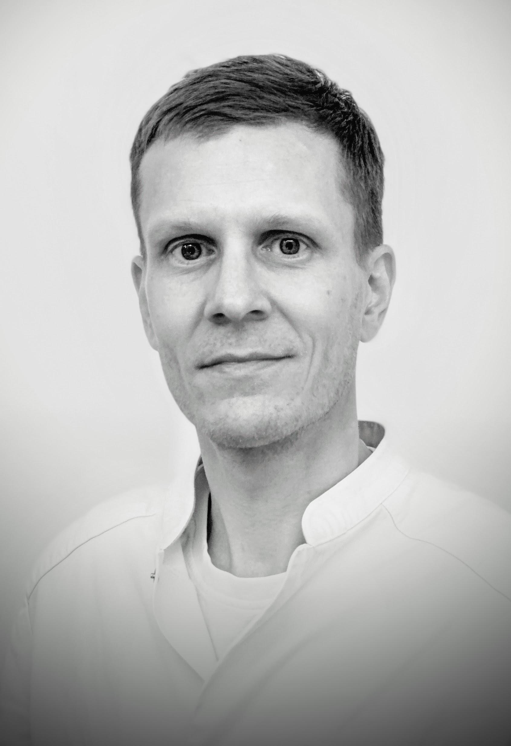 Portrait du Dr Mall